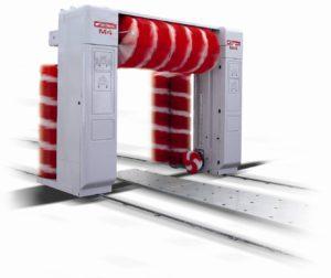 Nuevo puente de lavado flexible