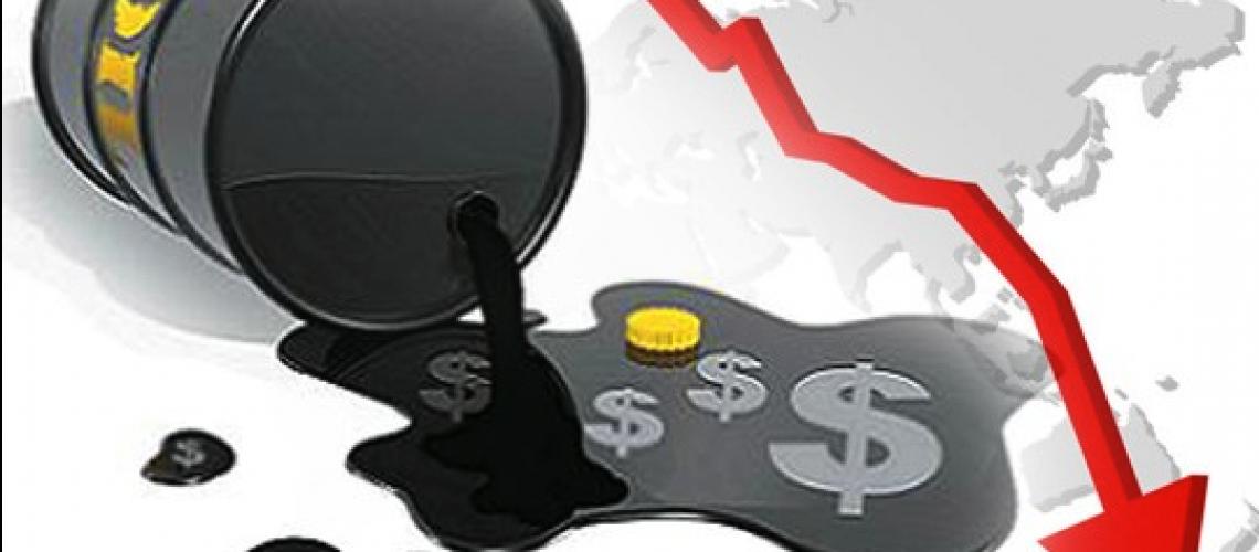 Histórica caída del precio del petróleo